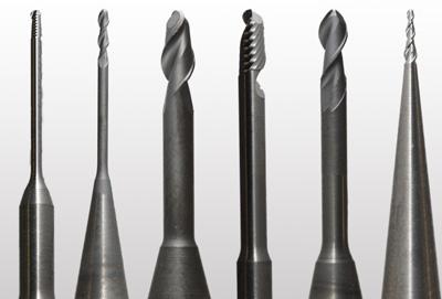 IMES 350i milling tools