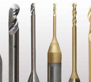 Wieland Mini Milling Tools