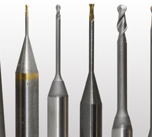 Roland DWX (Dry) Milling Tools