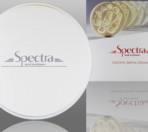 Spectra High Strength White Zirconia
