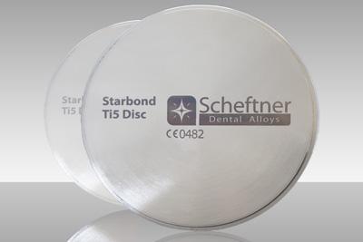 Scheftner Starbond Ti5 Discs