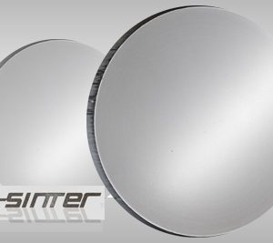 X-Sinter metal alloy milling disc