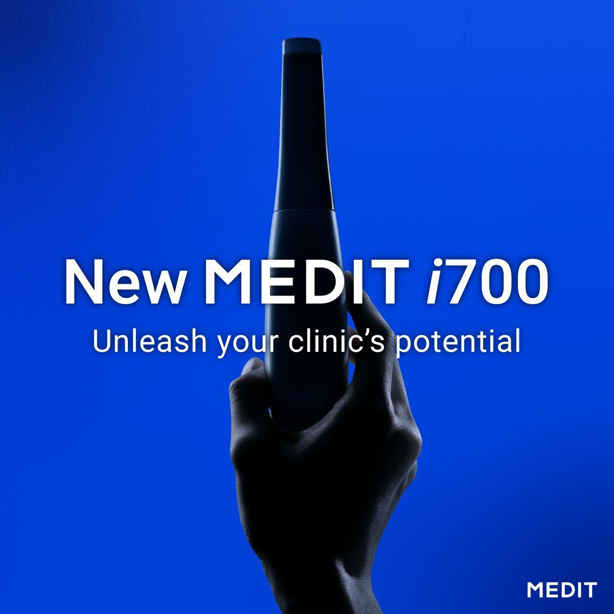 New Medit i700